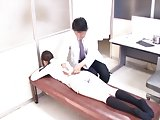 Perverted Doctor Fucking His Patient