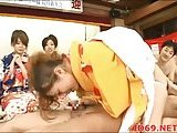 Japanese sluts so best BJ