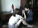 Russian Milf And Boy Sex At Home