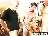 Sunny Jay takes on a lot of cocks!