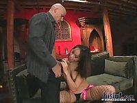 Katsumi gets her ass fucked hard