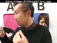 Japanese sex gameshow