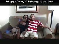 Hrae+  black ebony cumshots