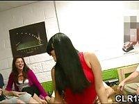 These horny freshman girls scene 6