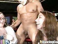 Latino Milfs Big Cock Orgy
