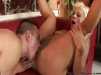 Hairy Mature Amateur Loves To Fuck