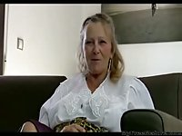 Titty Mature Shows Her Pussy