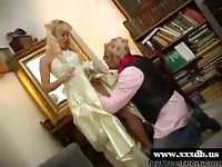 Bride Gets Fucked By The Beast