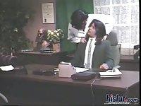 vintage office sex