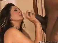 Lady Gets Bbc
