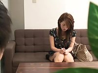 Office lady hypnosis sex