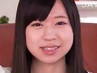 Japanese gives head & gets face cummed