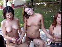 Bailey got her girls