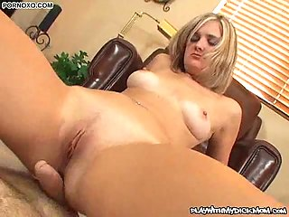 Lovely chick gets stuffed with POV dong