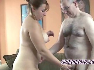 Slutty Liisa getting nailed in her hot pussy