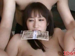 Japanese girl for cash