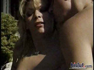 This slut loves cock scene 54
