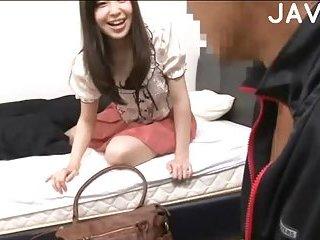 Japanese teen pounded hard