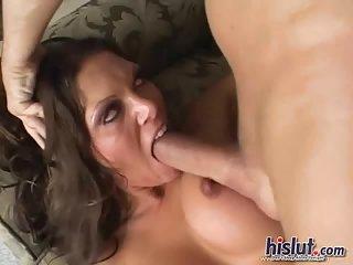 Anna rides a cock | Big Boobs Update