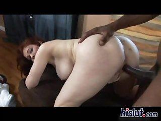 Mae loves black cock | Big Boobs Update