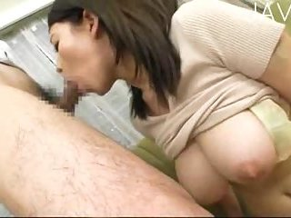 Busty japanese tart gives head | Big Boobs Update