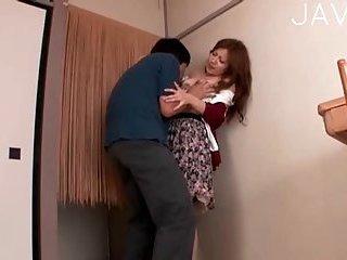 Jap slut on her knees scene 3