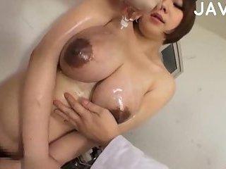 Busty japanese sucks doctor cock | Big Boobs Update
