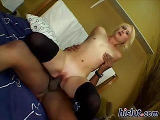Bailey has a tight pussy