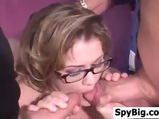 Housewife Gets Shared With Friends