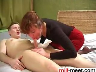 Russian Mature And Boy 2